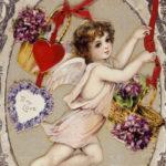 Valentijnsdag in de victoriaanse tijd