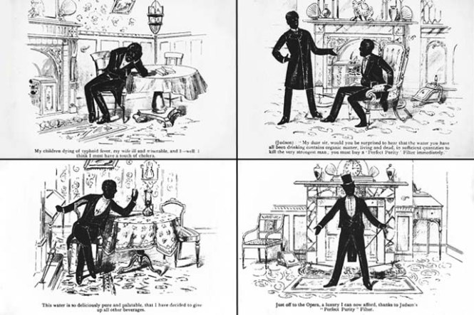 reclame-waterfilter-19e-eeuw