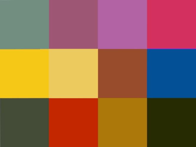 victoriaans-kleuren