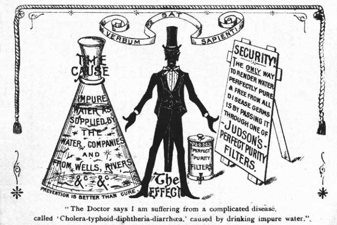 water-filter-19e-eeuw