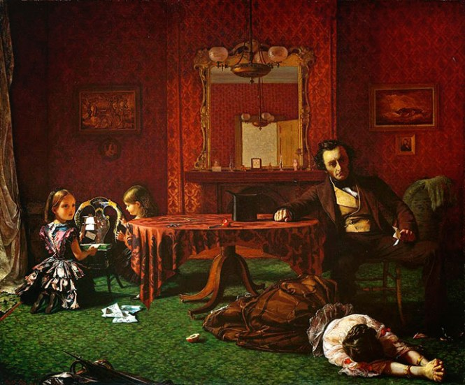 victoriaans-interieur-huishouden-past-and-present