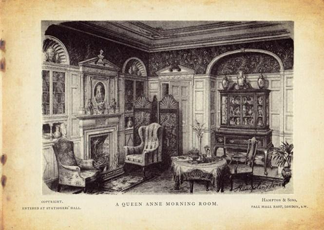 victoriaans-interieur-morning-room-queen-anne