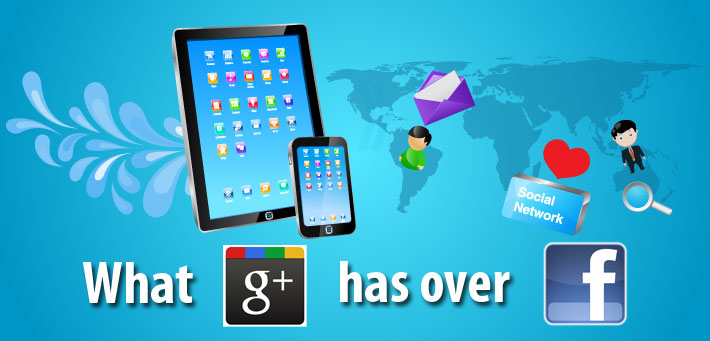 Read the reasons to sign up to Google Plus
