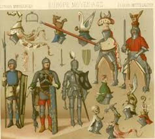 Knights And How They Lived