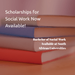 Bursaries and Scholarships for Social Work in South Africa