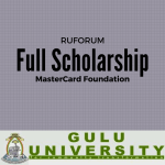 MasterCard Foundation and RUFORUM Scholarships, 2017/2018 Academic Year