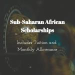 University of Western Cape/DAAD Graduate Sub-Saharan African Scholarships