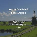 UvA Amsterdam Merit Scholarships