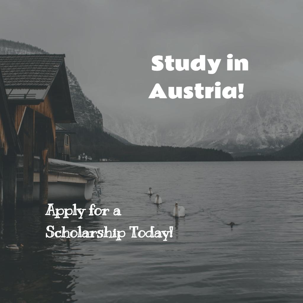 Scholarship Opportunities in Austria
