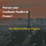 The Eiffel Excellence Scholarship Program