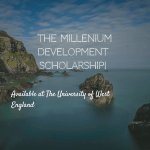 The Millennium Development Scholarship – UWE