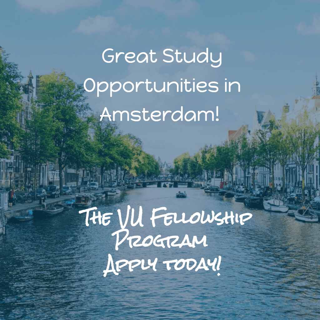 VUFP - VU Fellowship Program