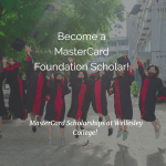 MasterCard Foundation Scholars Program – Wellesley College