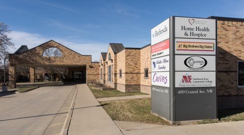 Former Orange City Hospital Thriving as Affordable Housing, Community Services Hub