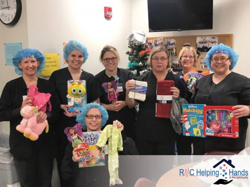 Manchester Hospital Growing Staff Volunteerism Effort