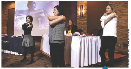Supporting Women in the Community: Carroll Hospital Offers A 'Girls Night Out'
