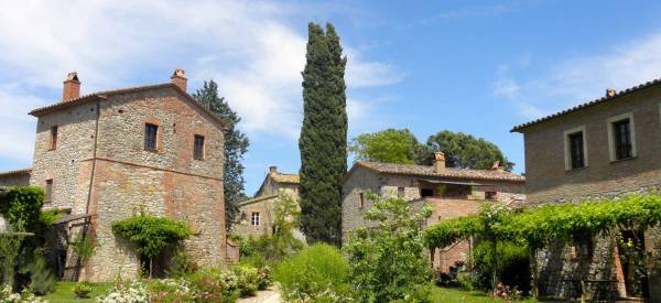 Cozy and childfriendly Agriturismo Farmhouse in Umbria