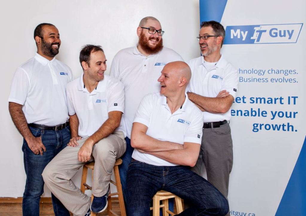 My IT Guy's Team of Friendly Techs