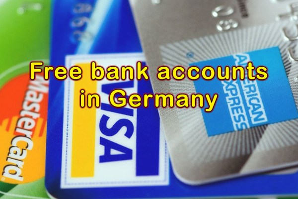 Free bank accounts in Germany