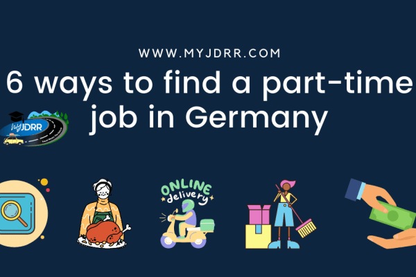 6 ways to find a part-time job in Germany