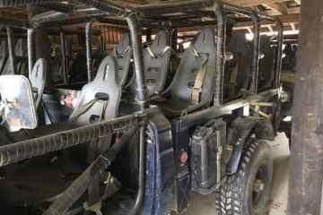 Jeep M715 Photos