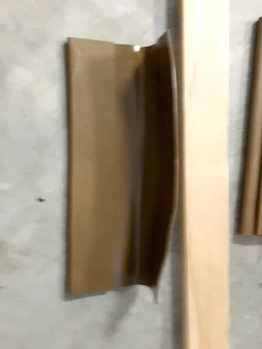 DIY kydex seatbelt sleeve
