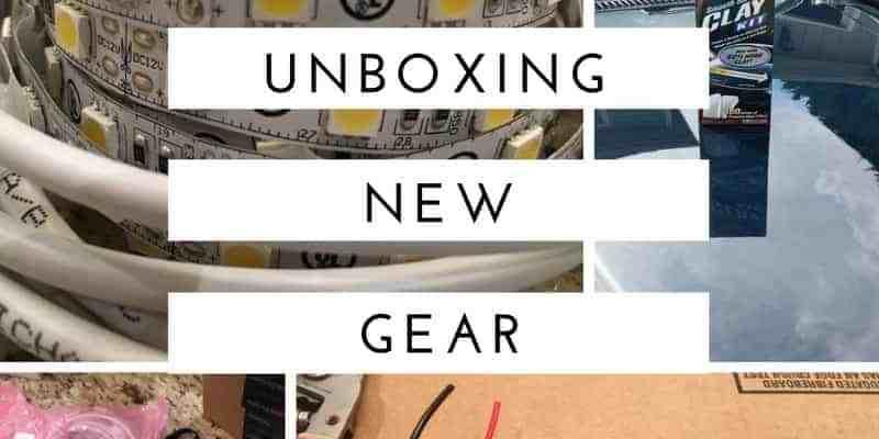Unboxing new gear, Jeep Grand Wagoneer, Wagoner, #JEEPLIFE, #Woody, #Wagoneer