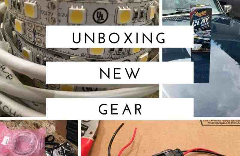 Unboxing new gear, Jeep Grand Wagoneer, Wagoner, #JEEPLIFE, #Woody, #Wagoneer