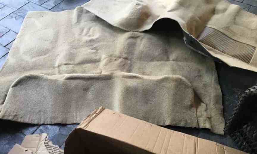 New Jeep Carpet, Grand Wagoneer Replacement Carpet