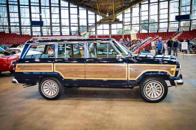 1987-Jeep-Grand-Wagoneer-NCAutoShow2017