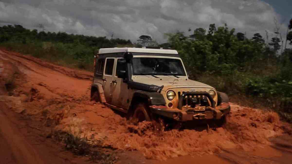 Jeep Wrangler Unlimited JKU, Overland, Dan Grec, My Jeep and Me