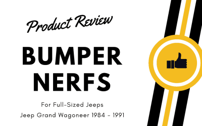 Product Review: New Bumper Nerfs
