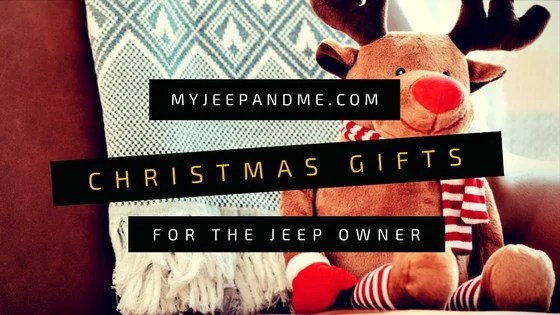 Jeep christmas gift ideas