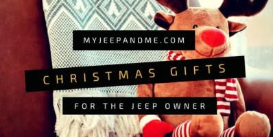 Jeep Christmas Gift Ideas for him or her