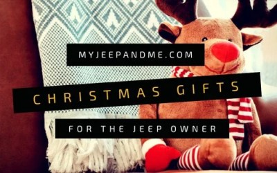 Jeep Christmas Gift Ideas for 2017