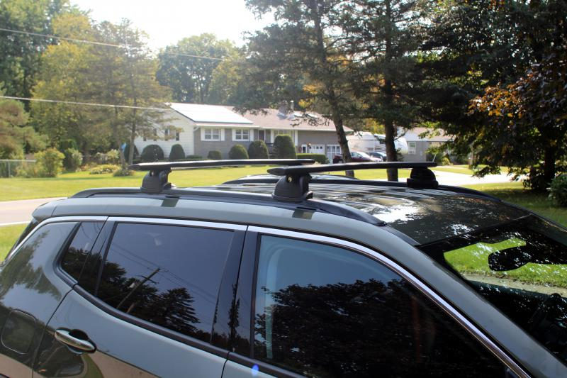 roof rack my jeep compass forum