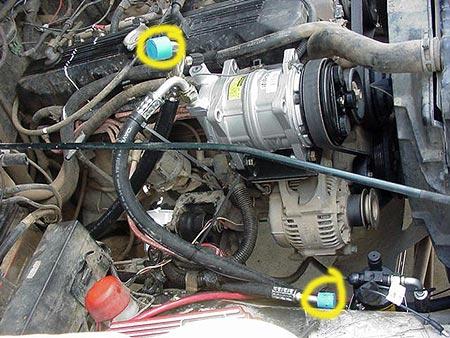 1983 Jeep Alternator Wiring Mjr Yj Aftermarket Air Conditioning Installation Mjr