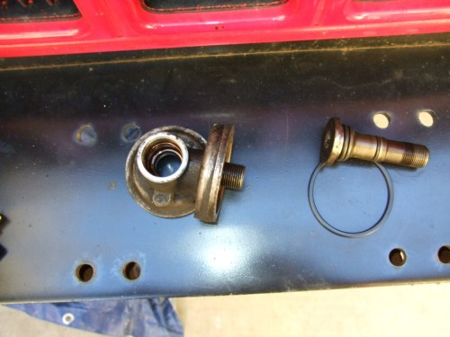 small resolution of jeep cherokee oil filter adapter