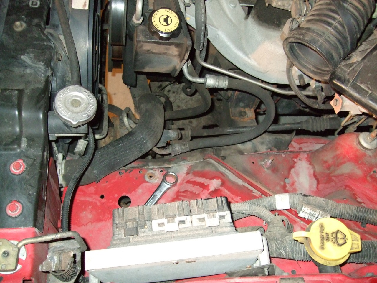 Cherokee Jeep Coolers Xj Transmission