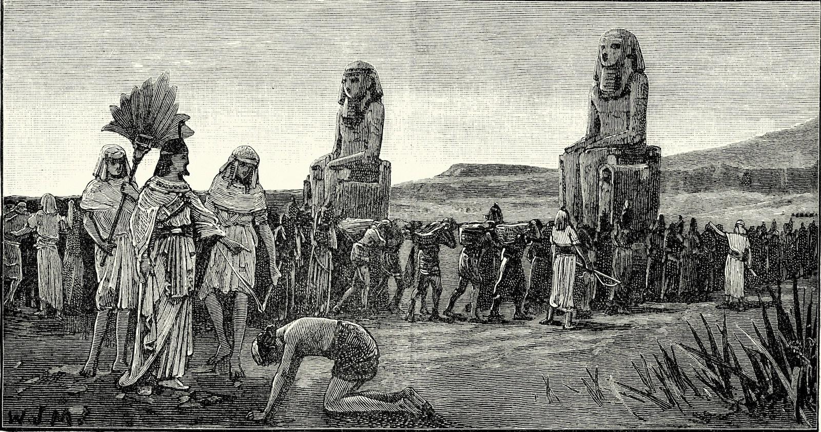 Slavery Egypt Exodus
