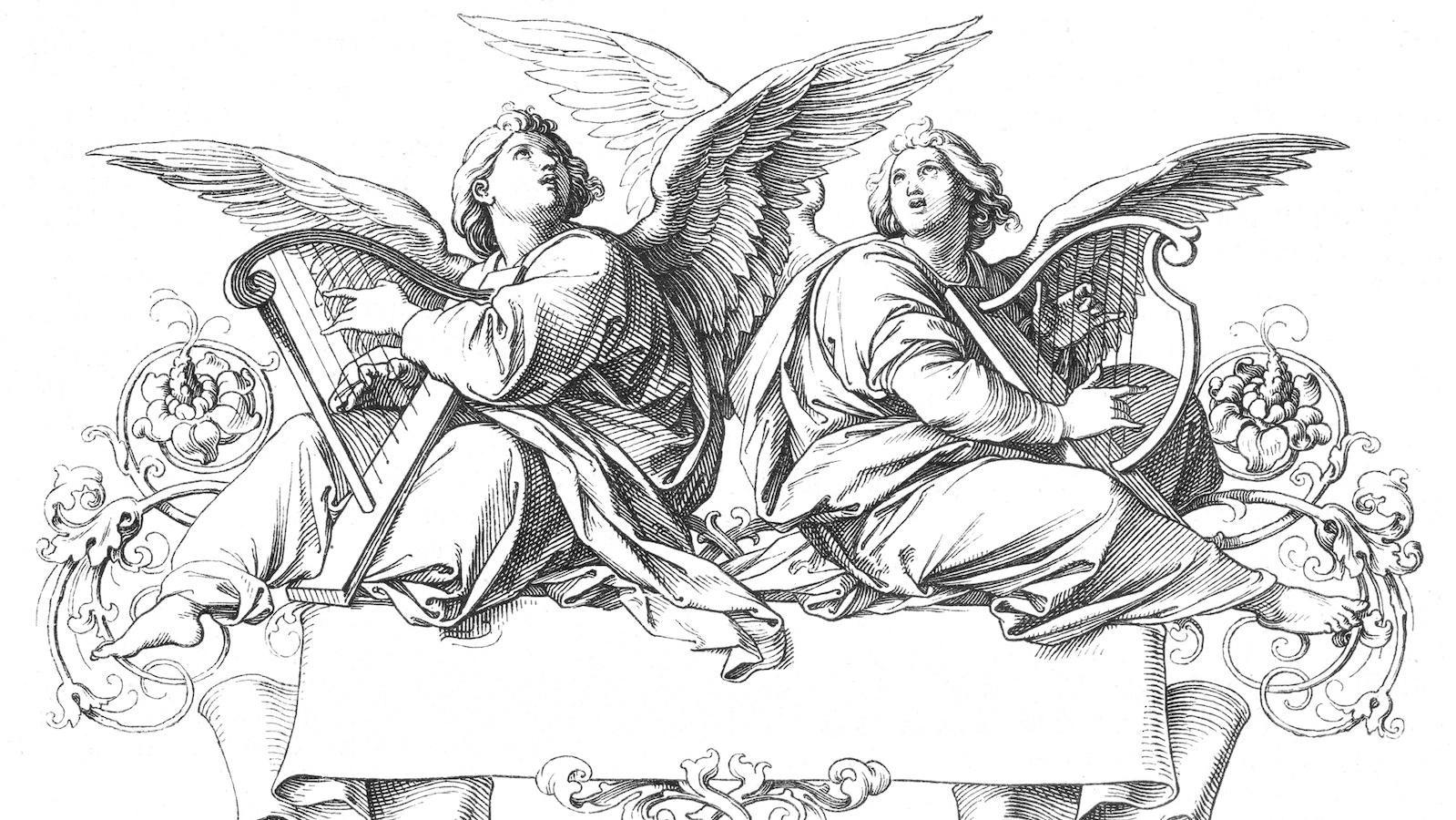 Do Jews Believe In Angels
