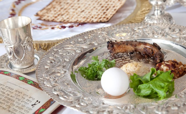 Checklist Setting The Seder Table My Jewish Learning