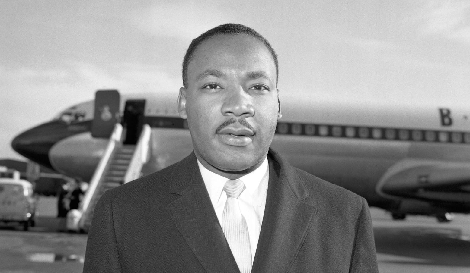 Dr Martin Luther King Jr S Trip To The Holy Land