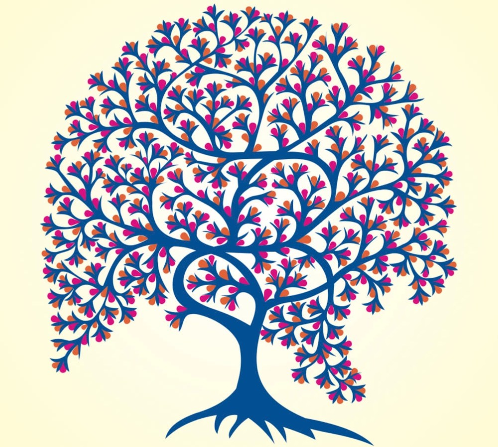 medium resolution of what is the tree of life etz chaim my jewish learning judaism tree diagram