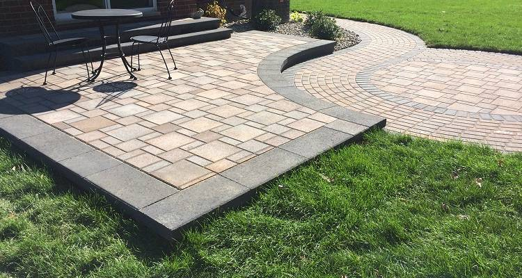 how much to lay a patio