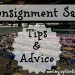 Consignment Sale Tips & Advice