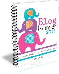 Blog Planner 2014 3D cover 1 - My Joy-Filled Life 250