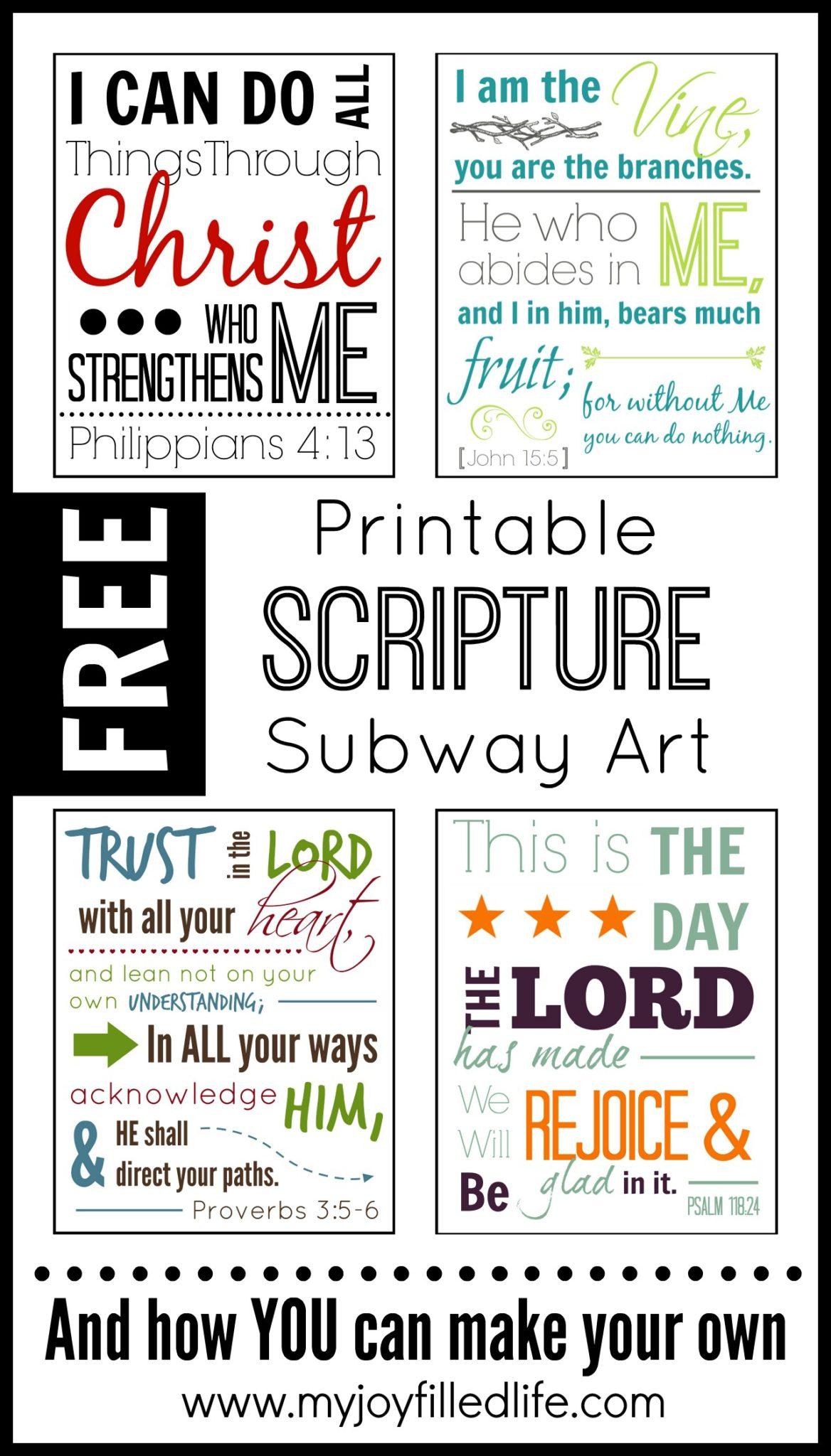 Free Printable Templates Of The Word Joy