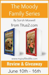 The Moody Family Series Children's Books Review