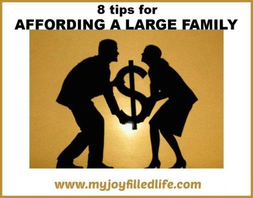 affording-large-family